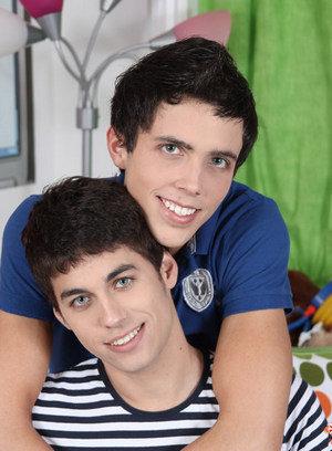 Hot Boy Brendan Tyler,Lucas Sky,