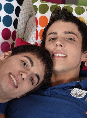 Wild Gay Brendan Tyler,Lucas Sky,