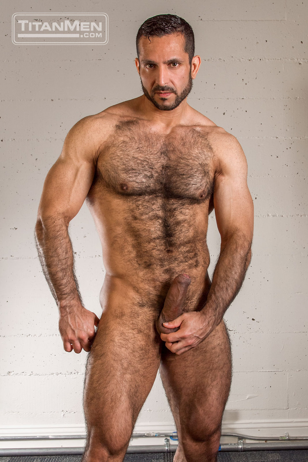 Hot nude gay hairy men — pic 12
