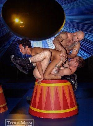 Hot Gay Tober Brandt,Spencer Quest,Richie Rennt,Logan Steele,Joey Russo,Ivan Grey,Cobalt,Buck Angel,