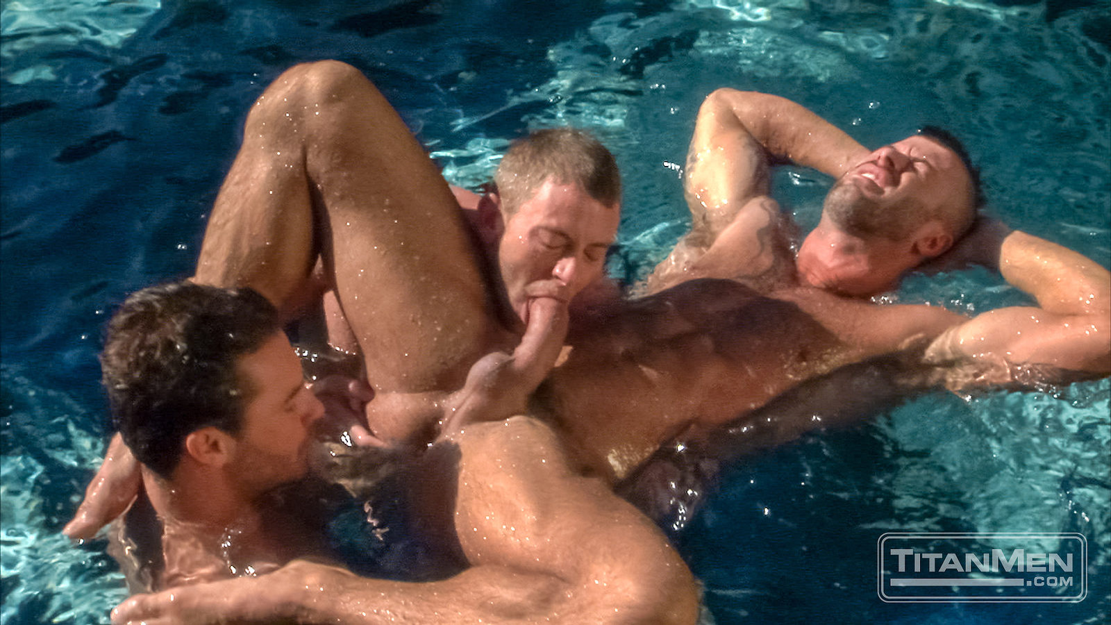 Outdoor gay banging