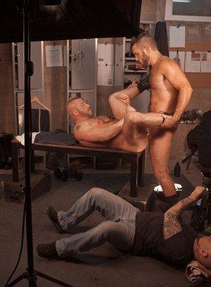 Naked Gay Donnie Dean,Damien Stone,Adam Herst,Ricky Decker,Nick Prescott,Hunter Marx,