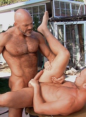 Naked Gay Donnie Dean,Jesse Jackman,