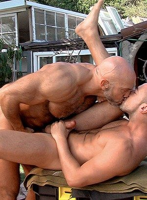 Horny Gay Donnie Dean,Jesse Jackman,