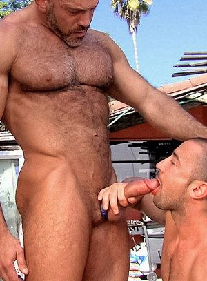 Cute Gay Donnie Dean,Jesse Jackman,