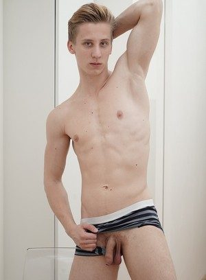 Handsome Guy Lukas Pryde,