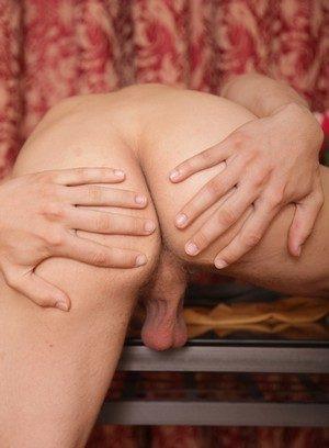 Naked Gay Martin Sanders,