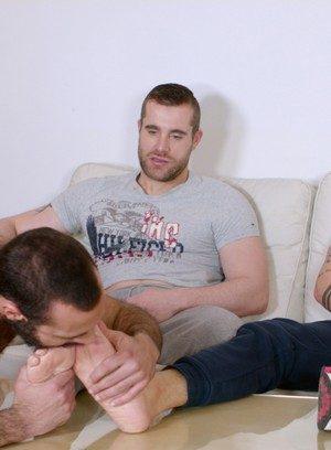 Hot Gay Aday Traun,Isaac Eliad,Paco,