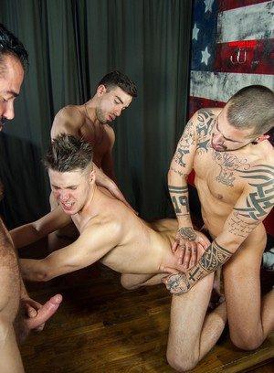 Cute Gay Aday Traun,Jessy Ares,Dmitry Osten,Josh Milk,