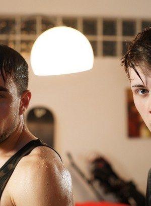 Good Looking Guy Dani Robles,Josh Milk,