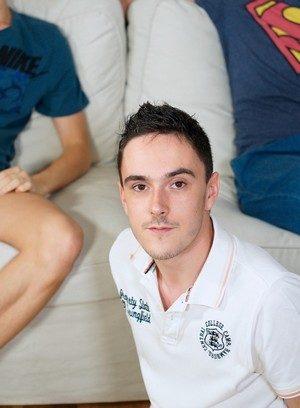 Hot Gay Dani Hernandez,Abraham Montenegro,Alec Loob,
