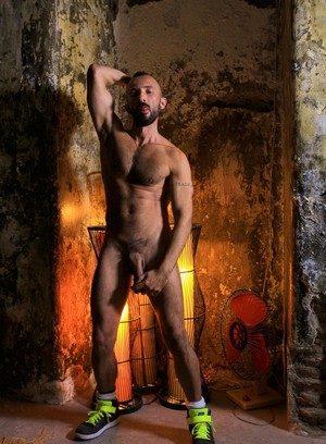 Hunky Gay Dmitry Osten,Dominique Kenique,Josh Milk,