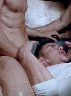 Sexy Gay Abraham Montenegro,Angel Cruz,Josh Milk,Dominique Kenique,Rafa Marco,Valentino Ribas,