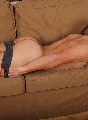 Muscle man David Harding,