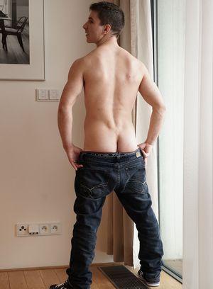 Handsome Guy Jack Ganley,