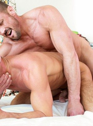 Cock Hungry Guy Myles Landon,
