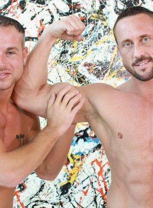Big Dicked Gay Myles Landon,