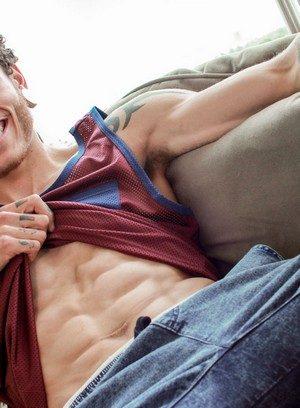 Hot Guy Landon Simms,Jay Fine,