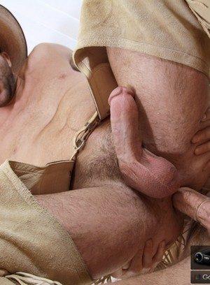 Hunky Gay Alex Mason,