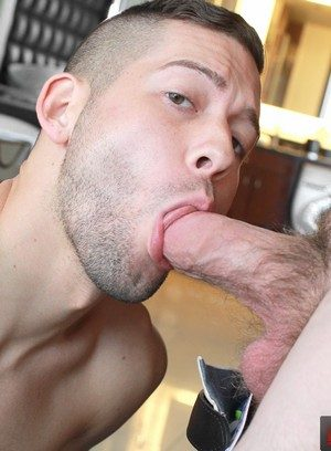 Sexy and confident Kyle Kash,