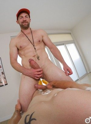 Naked Gay Adam Herst,Rickey Silver,