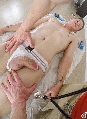Big Dicked Gay Adam Herst,Rickey Silver,