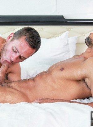 Hot Gay Brenner Bolton,Mike Maverick,