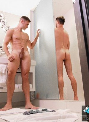 Cute Gay Scott Demarco,Brenner Bolton,