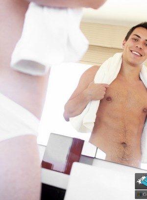 Hot Gay Vincent James,David Plaza,
