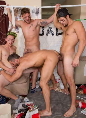 Handsome Guy Trevor Long,Charlie Paterson,Johnny Cohen,Rod Pederson,