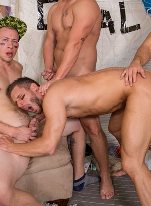 Seductive Man Charlie Paterson,Johnny Cohen,Rod Pederson,Trevor Long,