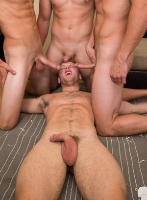 Handsome Guy Trevor Long,Zane Anders,Brandon Evans,
