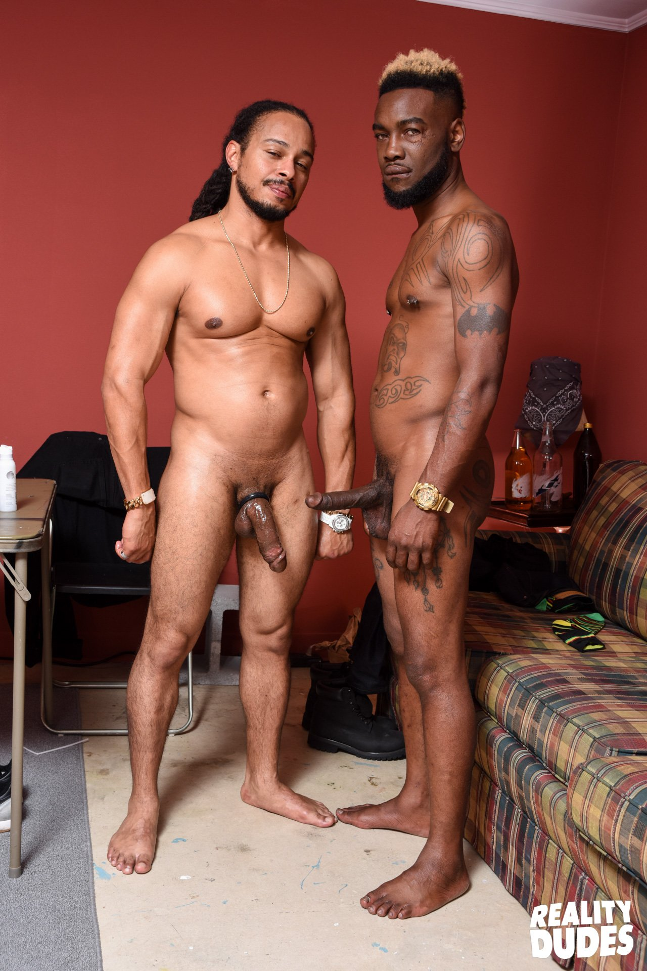 from Saul black clip gay man movie muscle thug
