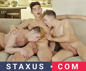 Gay European bareback entertainment
