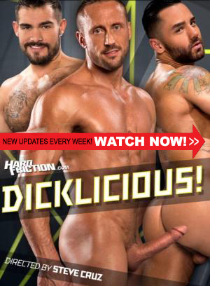 Most Recent Raging Stallion Scenes